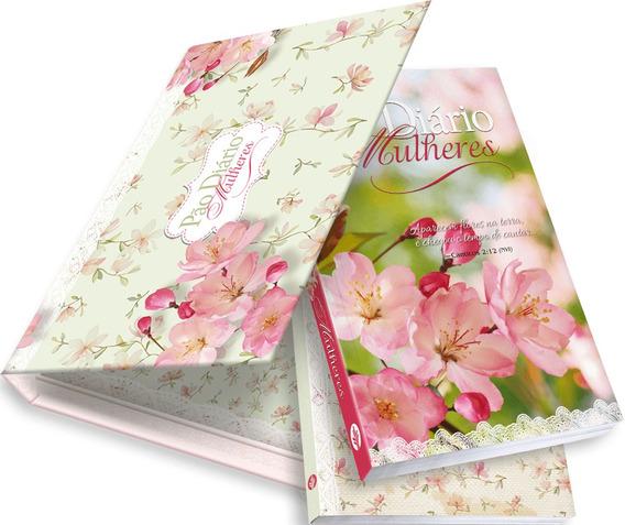 Pão Diário Mulheres Ed. Presente - Flores Da Terra
