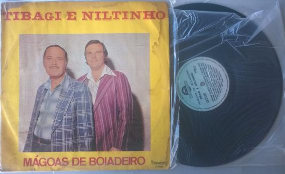 Tibagi E Niltinho - Mágoas De Boiadeiro