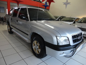 Chevrolet S10 2.8 Dlx 4x2 Cd 12v Turbo Intercooler Diesel