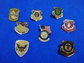 Kit 8 Pins, Antigos Exército Americano Guerra Golfo U.s.a.