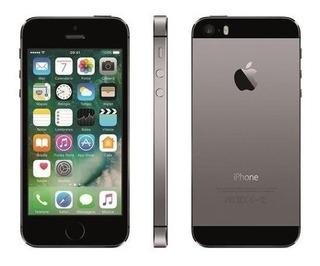 iPhone 5s 16gb Cinza Desbloqueado Garantia Nota Original