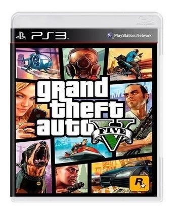 Grand Theft Auto 5 Em Portugues Midia Fisica