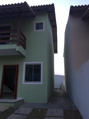 Casa Em Alto Padrão Condomínio Fechado, Granja Dos Cavaleiros, Macaé. - Ca0029
