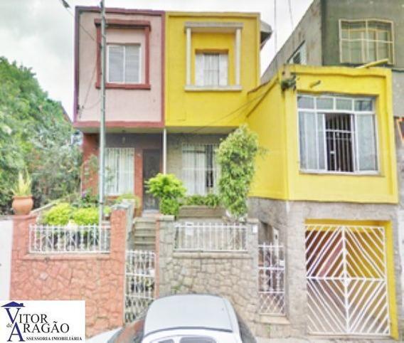 91951 - Sobrado 2 Dorms, Vila Maria Alta - São Paulo/sp - 91951