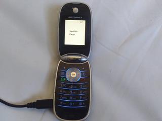 Antigo Motorola Pebl U6c Obs: Favor Leia O Anuncio