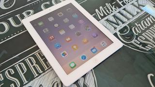 iPad 2 A1395 Blanco Inmejorable Estado Sin Detalles