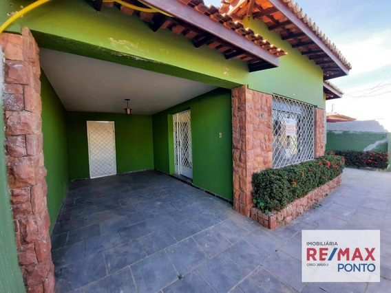 Casa Com 2 Dormitórios Para Alugar, 157 M² Por R$ 1.500,00/mês - Jardim Áurea - Mogi Mirim/sp - Ca0100