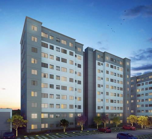 Imagem 1 de 9 de Apartamento Em Lançamento Para Venda Com 42,00 M² No Solaris Poente Tenda Em Chácara Maria Trindade, São Paulo | Sp - Apl174334v