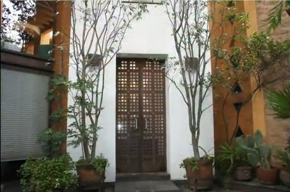 Casa En Renta, Privada Malintzin, Del Carmen Coyoacán.