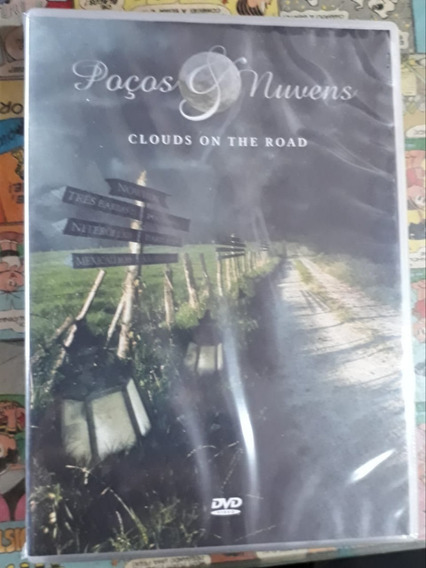Dvd Poços & Nuvens - Clouds On The Road