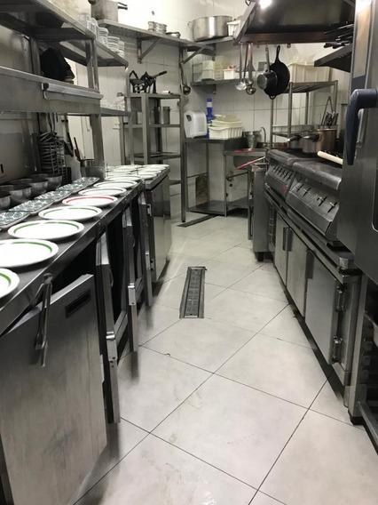 Restaurante E Bar Completamente Reformado - Higienópolis