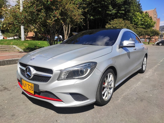 Mercedes Benz Cla 200 At 1600 Cc T 2014