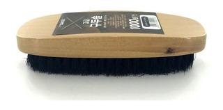 Cepillo Calzado Lustra Zapato Cuero Ropa Cerda Madera Pomada