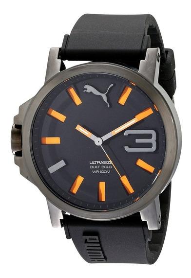 Relógio Puma Ultrasize 96252gpp Laranja