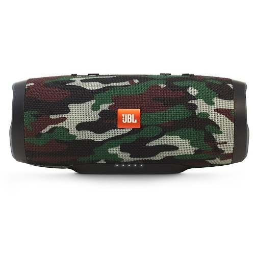 Jbl Charge 3 Bluetooth Speaker Especial Camuflada Original