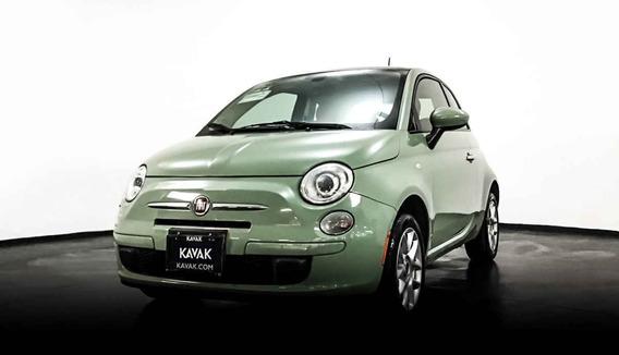 18219 - Fiat 500 2016 Con Garantía Mt