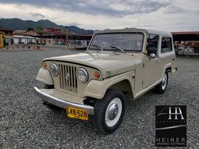 Jeep Comando 1961