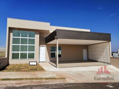 Imagem 1 de 20 de Casa Com 3 Dormitórios À Venda, 255 M² Por R$ 1.200.000,00 - Residencial Pau Brasil - Americana/sp - Ca2658