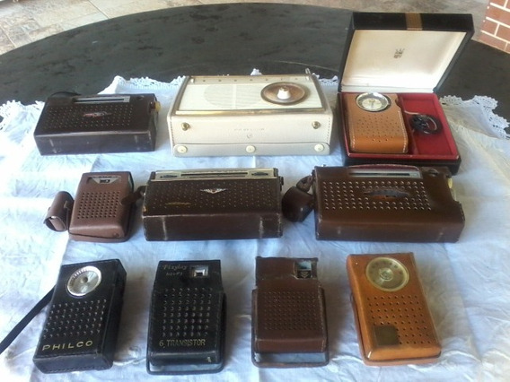 Radios Portateis - Colecao