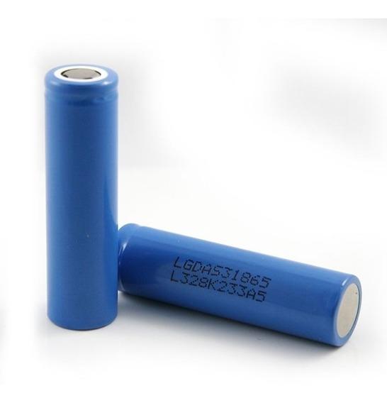 Kit 6 Bateria 18650 LG 2200mah