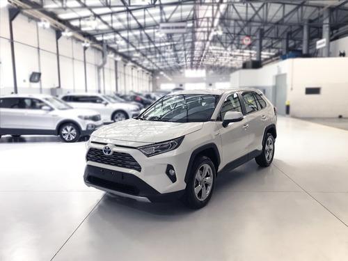 Toyota Rav4 S  Hybrid 2020 - Blindado Niii-a