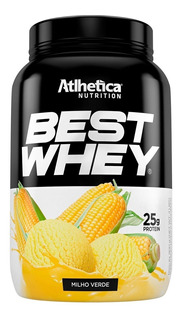 Best Whey Atlhética 900g + Coqueteleira - Frete Grátis