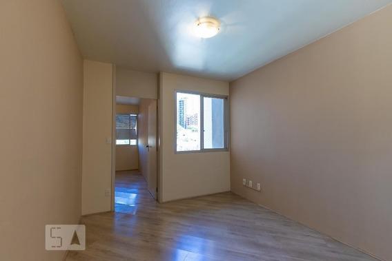 Apartamento No 3º Andar Com 1 Dormitório E 1 Garagem - Id: 892972712 - 272712
