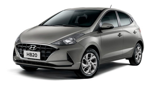 Imagem 1 de 9 de Hyundai- New Hb20 Vision 1.6 Mt/ 21/22