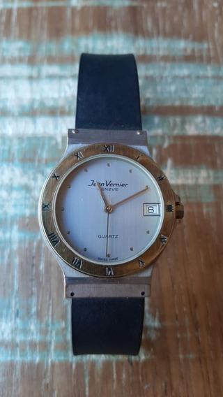 Relógio Jean Vernier Unisex