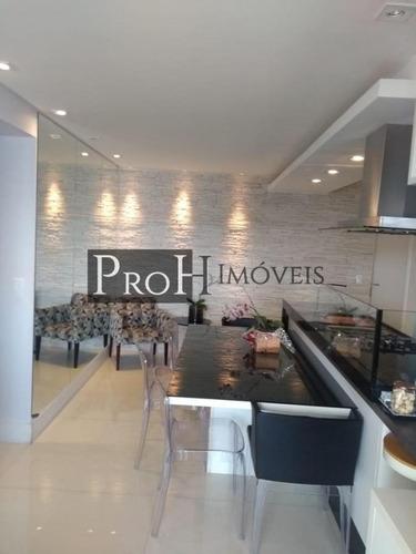 Imagem 1 de 14 de Apartamento Para Venda Em Santo André, Silveira, 2 Dormitórios, 1 Banheiro, 1 Vaga - Aramadavi