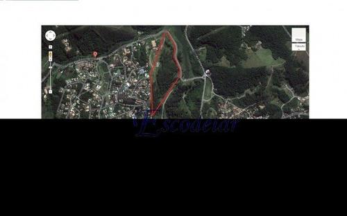 Terreno À Venda, 364 M² Por R$ 10.920.000,00 - Alpes De Caieiras - Caieiras/sp - Te0052