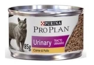 24 Latas Proplan Gato Urinary 85g