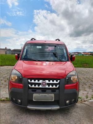 Fiat Doblo 1.8 16v Adventure Locker Flex 5p 2011