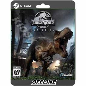 Jurassic World Evolution Pc Steam Offline