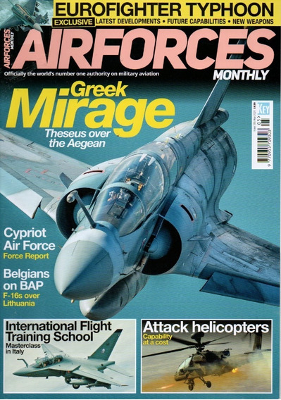 Revista Airforces Monthly