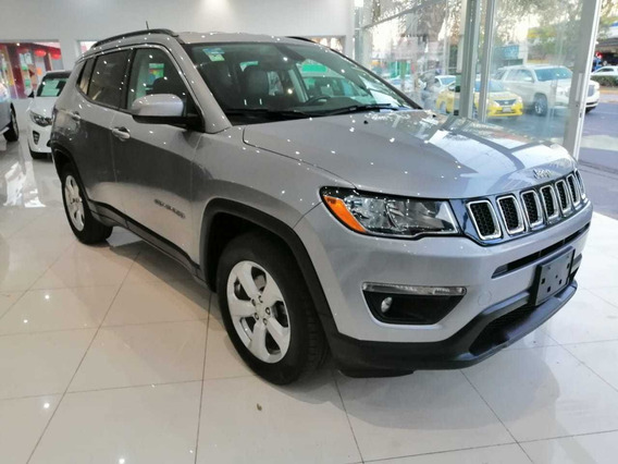 Jeep Compass 2.4 Latitude 4x2 At 2018