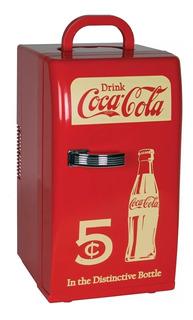 Mini Nevera Retro De Coca Cola
