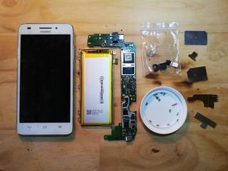 Huawei Ascend G620s A Reparar Placa, Módulo Nuevo!