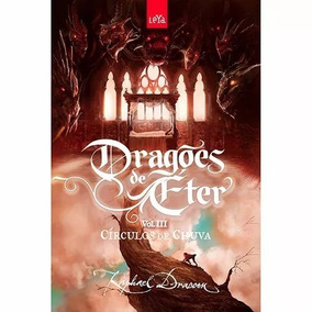Círculos De Chuva (dragões De Éter #3)