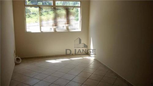 Imagem 1 de 18 de Apartamento Com 1 Dormitório À Venda, 52 M² Por R$ 240.000,00 - Jardim Paraíso - Campinas/sp - Ap8781