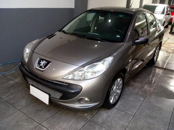 Peugeot 207 Passion 1.6 16v Xs Flex Aut. 4p