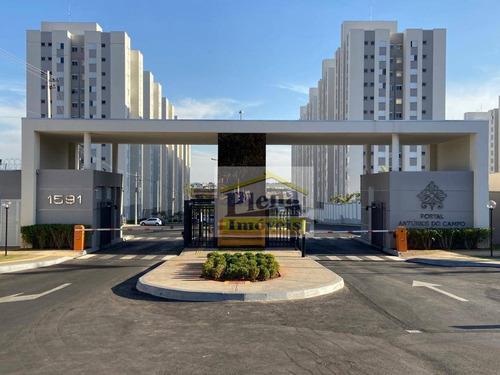 Imagem 1 de 1 de Apartamento Com 2 Dormitórios À Venda, 57 M²  - Jardim Das Colinas - Hortolândia/sp - Ap1193