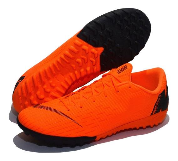 Botines Nike Modelo Edición Vapor X 12 Academy Tf -