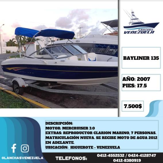 Lancha Bayliner 135 Lv453