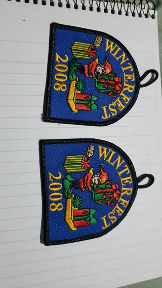Insignias Scouts Eeuu