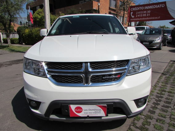 Dodge Journey Se 2.4 Aut 3 Corridas 2017
