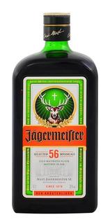 Jägermeister 700 Ml Jagger Jagermeister Botella Original