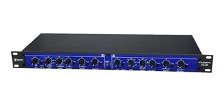 Cr-234xl Crossover Audio Profesional (separador De Señal)