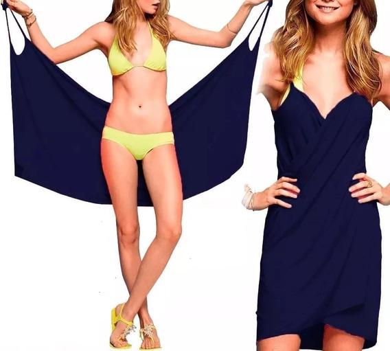 Vestido Saida De Praia Plus Size Moda Feminina Roupas