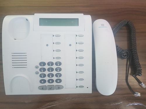 Imagem 1 de 1 de Telefone Ip Siemens Optipoint 410 Sip Usado